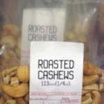 Cashews (Roasted)