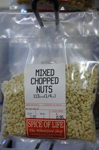 Mixed Nuts (Chopped)