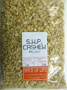 Cashews - Small White Pieces